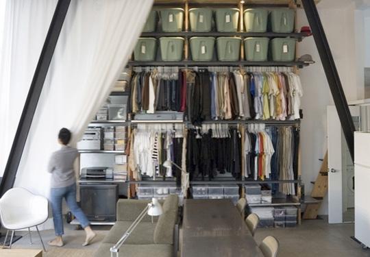 Loft Closet Ideas Brilliant Closet Raynee Color Design Inspiration
