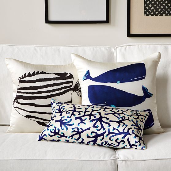 cute pillow frenzy west elm home accessory look raynee color. Black Bedroom Furniture Sets. Home Design Ideas