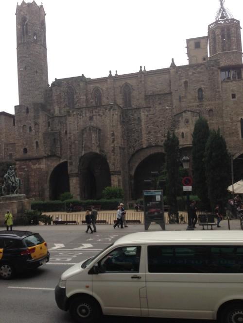 v barcelona
