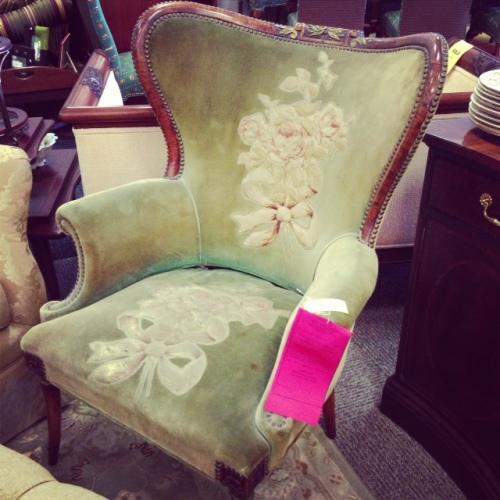 Vinatge Chair 1