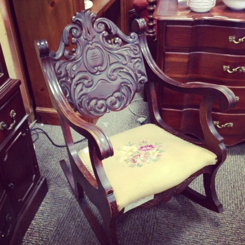 Vintage Chair 2