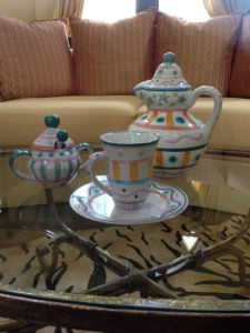 Tea- Coffee Set 1